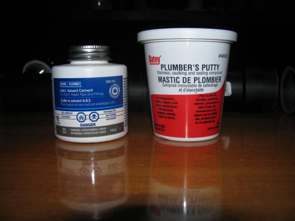 Cement & Putty