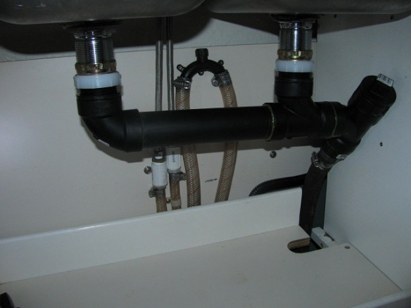 New Plumbing System Installed